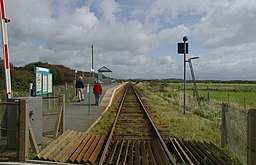 Abererch railway station MMB 02.jpg