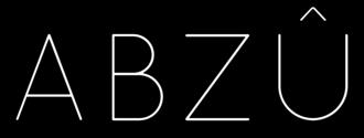 Abzû (video game) - Image: Abzu logo