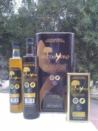Denominación de Origen - Olive oil DO Montes de Granada