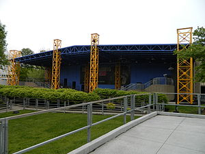 Action Theater - Image: Action Theater Kings Island (1)