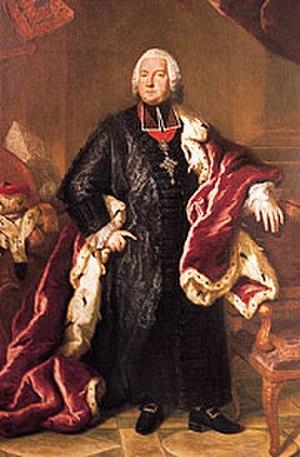 Adam Friedrich von Seinsheim - Adam Friedrich von Seinsheim