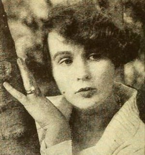Adela Rogers St. Johns - St. Johns in 1922