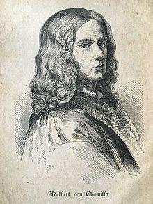 Adelbert von Chamisso, 1831 (Quelle: Wikimedia)