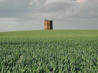 Hilston - Admiral Storr's Tower, near Hilston