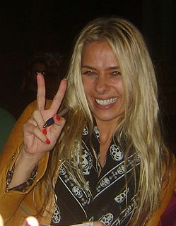 Adriane Galisteu Brazilian actress and television presenter