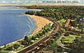 Aerial view, South Shore Drive, showing Lake Michigan (NBY 417368).jpg