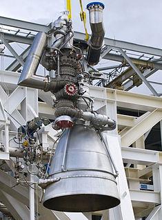 NK-33 Soviet rocket engine