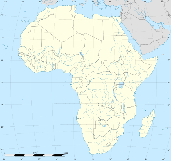 Ibn Battuta is located in Africa