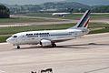 Air France Boeing 737-53A F-GHXM (34136453185).jpg