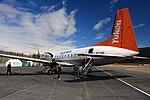 Air North HS-748 - Dawson City, Yukon Territory (12448564785).jpg