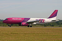 HA-LPR - A320 - Wizz Air