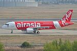 Airbus A320 (Thai AirAsia) F-WWIH - MSN 5283 (10536970534).jpg