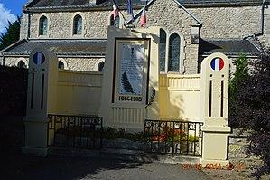 Aizelles - Aizelles War Memorial