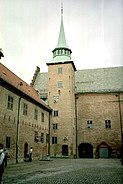 Akershus castle Oslo