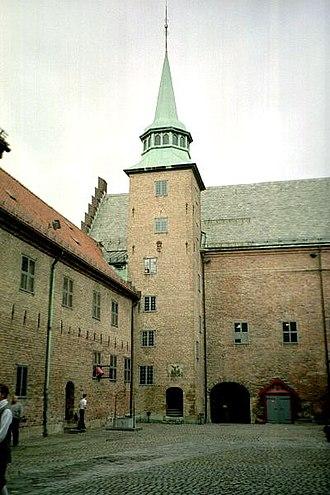 Hartvig Krummedige - Akershus Castle
