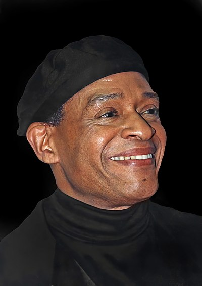 Picture of a band or musician: Al Jarreau