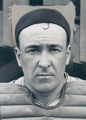 Al Todd - Todd in 1935