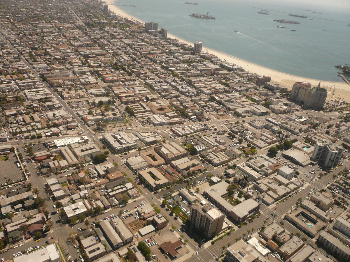 Alamitos Beach, Long Beach, California