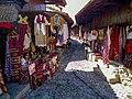 Albanian traditional clothing - Olda Bazar, Kruja, Albania.jpg