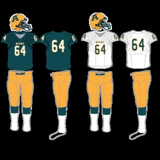 Alberta Golden Bears football