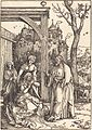 Albrecht Dürer - Christ Taking Leave from His Mother (NGA 1943.3.3591).jpg