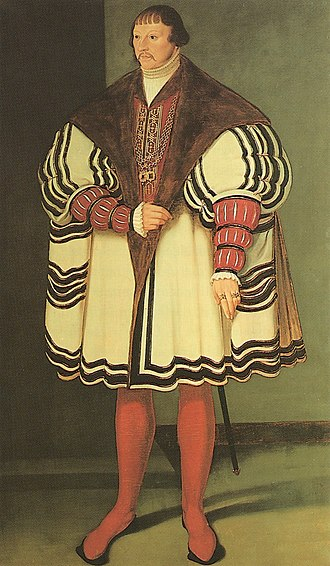 Albrecht VII, Duke of Mecklenburg - Albrecht VII, Duke of Mecklenburg