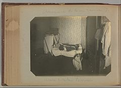 Album of Paris Crime Scenes - Attributed to Alphonse Bertillon. DP263776.jpg