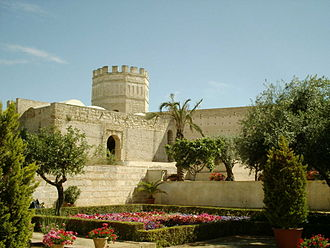 Alfonso of Molina - View of the ''alcázar'' of Jerez de la Frontera. The Battle of Jerez, waged in 1231, spelt defeat for the forces of the Emir of Al-Andalus.