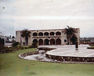 Diego Columbus - El Alcázar de Colón