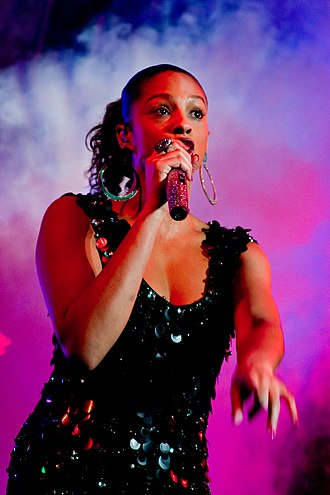 "Xenomania - Alesha Dixon scored her first UK top five single as a solo artist with ""The Boy Does Nothing"" (2008)."
