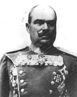 Генерал-лейтенант Александър Андреев Танев