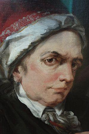 Alexander Runciman - Alexander Runciman (self-portrait c.1785)