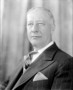Al Smith - Photo of Smith by Harris & Ewing
