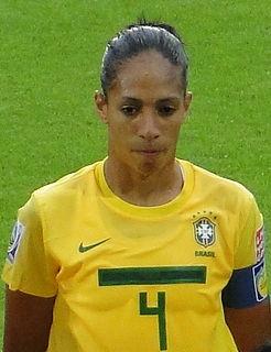 Aline Pellegrino Brazilian footballer