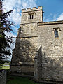 All Saints Church, Middle Claydon, Bucks, England - tower from south.jpg