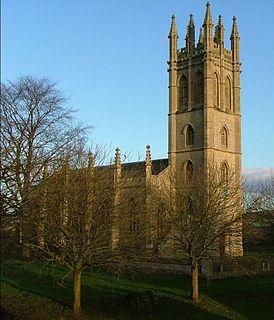Churchill, Oxfordshire village and civil parish in West Oxfordshire, Oxfordshire, England