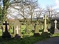 All Saints Graveyard - Dudwell Lane - geograph.org.uk - 714479.jpg