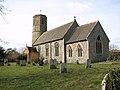 All Saints church in Thorpe Abbotts - geograph.org.uk - 1767787.jpg