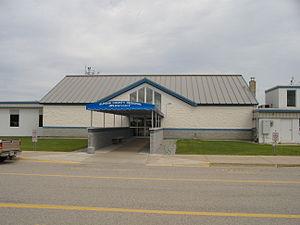 Alpena County Regional Airport - Image: Alpena County Regional Airport