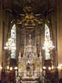 Altar of Saint Jean Baptiste Church, Quebec City.JPG