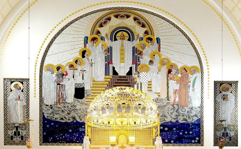 File:Altarbild Kirche am Steinhof.jpg