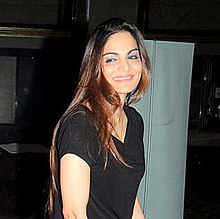 Alvira Agnihotri at Ishkq In Paris-Isabelle Adjani event 08 (cropped).jpg