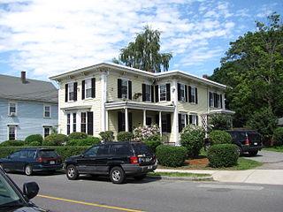 Amasa Farrier House