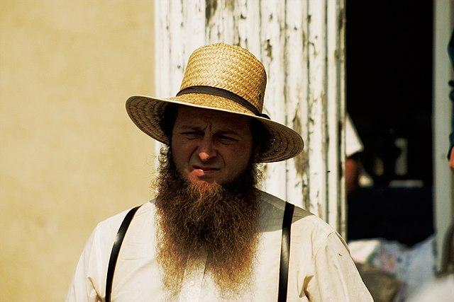 Dans l'Eure, des Amish naufragés du numérique, toujours à la lampe à huile
