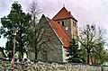 Amsdorf (Seegebiet Mansfelder Land), the village church-1.jpg