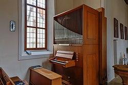 Amstetten Reutti Kirche St. Ägidius und Katharina Orgel 2020 07 04.jpg