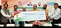 An agreement to release Rs.1000 crore to the FACT, for its revival was signed by the Joint Secretary, Deptt. of Fertilizers, Ministry of Chemicals and Fertilizers, Shri Dharam Pal and the CMD, FACT, Shri Jaiveer Srivastava.jpg