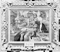 An alchemist being tempted by Luxuria. Oil painting after Ma Wellcome M0007674.jpg