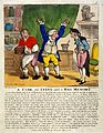 An itinerant doctor, by a subterfuge, cures an undergraduate Wellcome L0031338.jpg