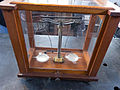 Analytical balance - Thomas Edison National Historical Park - West Orange, New Jersey.jpg